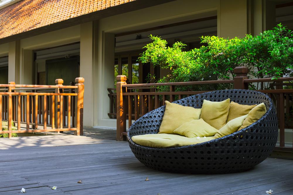 Skab en ekstra dagligstue med loungemøbler - Luksusindretning